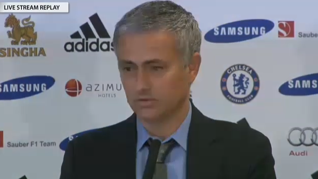 Footballers Direct - The Very Latest From Mourinho